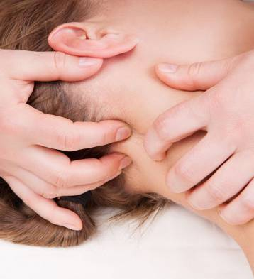 Japanese acupressure therapeutic massage