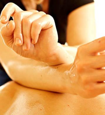 Lomi-Atsu Massage